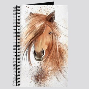 Horse Painting Journal