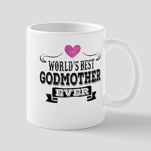 World's Best Godmother Ever Mugs