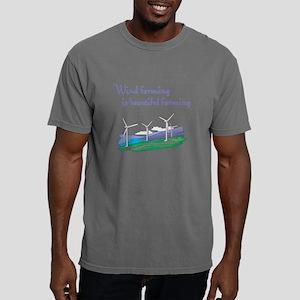 wind farming is beautiful farming windmills T-