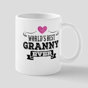 World's Best Granny Ever Mugs