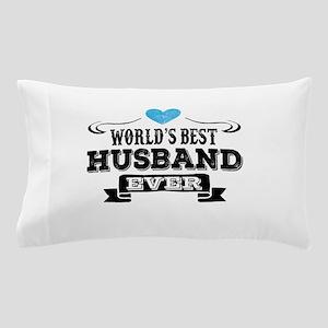 Worlds Best Husband Ever Pillow Case