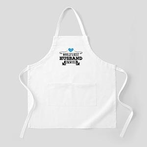 Worlds Best Husband Ever Apron