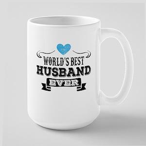 Worlds Best Husband Ever Mugs