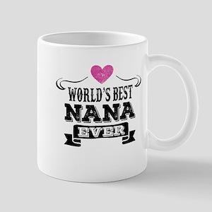 World's Best Nana Ever Mugs