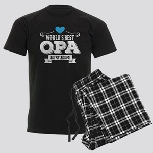 Worlds Best Opa Ever Pajamas