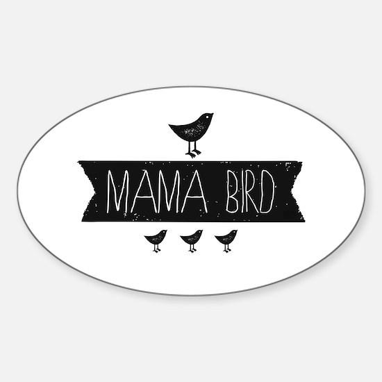 Mama Bird Decal
