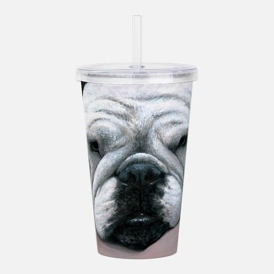 Dog 118 Acrylic Double-wall Tumbler