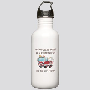MY UNCLE IS A FF Stainless Water Bottle 1.0L