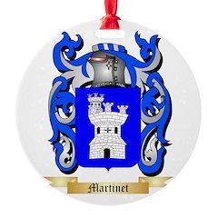 Martinet Ornament
