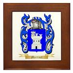 Martinet Framed Tile