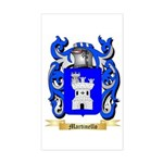 Martinello Sticker (Rectangle)