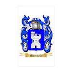 Martinello Sticker (Rectangle 10 pk)