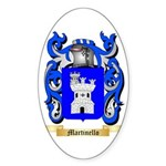 Martinello Sticker (Oval 10 pk)