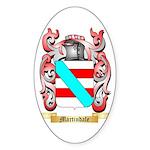 Martindale Sticker (Oval 50 pk)