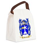 Martin Canvas Lunch Bag