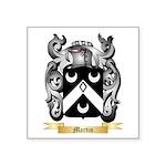 Martin 3 Square Sticker 3