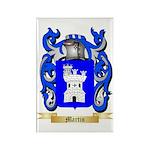 Martin (Spain) Rectangle Magnet (100 pack)