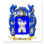 Martijn Square Car Magnet 3