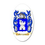 Martignoni 20x12 Oval Wall Decal