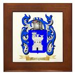 Martignoni Framed Tile