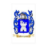 Martignon Sticker (Rectangle 50 pk)