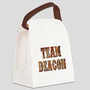 TEAM DEACON Canvas Lunch Bag