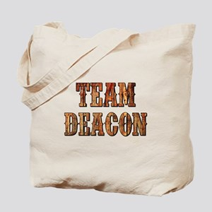 TEAM DEACON Tote Bag