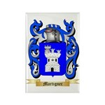 Martignec Rectangle Magnet (100 pack)