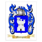 Martignec Small Poster