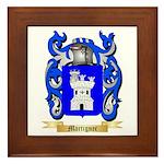 Martignec Framed Tile