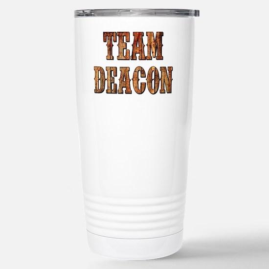TEAM DEACON Travel Mug