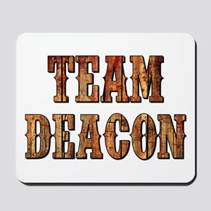 TEAM DEACON Mousepad