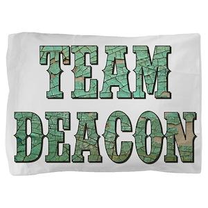 TEAM DEACON Pillow Sham