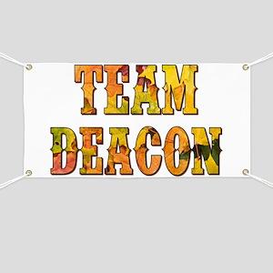 TEAM DEACON Banner