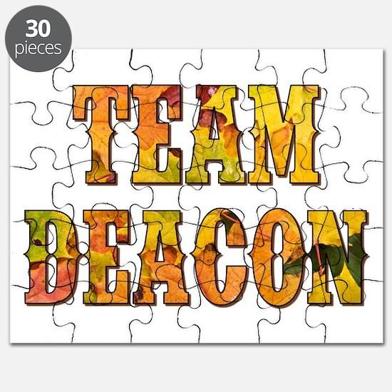 TEAM DEACON Puzzle