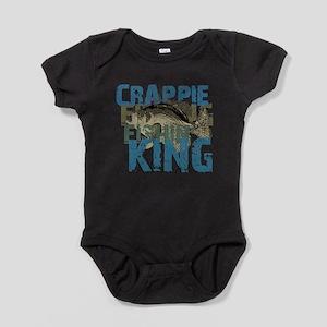 Crappie Fishin' King Body Suit