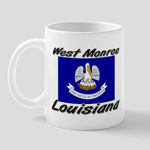 West Monroe Louisiana Mug