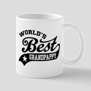 World's Best Grandpappy Mug