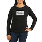 1UHHSALOGOlargernonprofit Long Sleeve T-Shirt