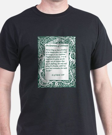 Unique Scottish declaration of arbroath T-Shirt