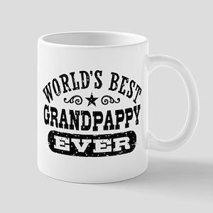 World's Best Grandpappy Ever Mug