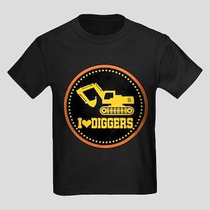 Construction Truck Digger T-Shirt