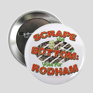 Scrape Bottom anti-Hillary Button