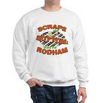 Scrape Bottom anti-Hillary Sweatshirt