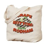 Scrape Bottom anti-Hillary Tote Bag