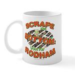 Scrape Bottom anti-Hillary Mug