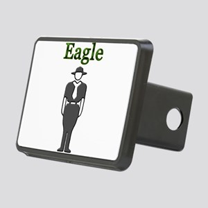 Eagle Scout Rectangular Hitch Cover