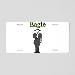 Eagle Scout Aluminum License Plate
