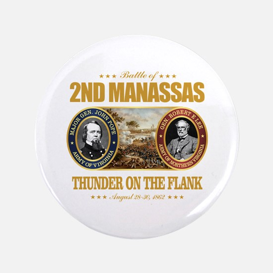 2nd Manassas (FH2) Button