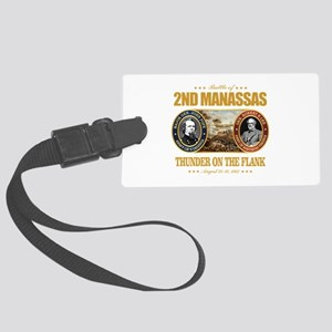 2nd Manassas (FH2) Large Luggage Tag